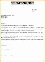 good letter of resignation a good resignation letter military bralicious co