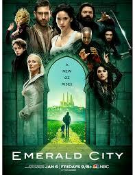 Emerald City Temporada 1 audio español