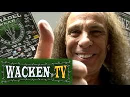 <b>Ronnie James Dio</b> - Interview at Wacken Open Air 2009 - YouTube
