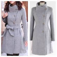 jacket wool belted jacket on up celebrity style winter jacket cute coat bows fall outfits fashion