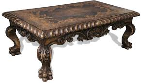 rustic tuscan coffee table designs