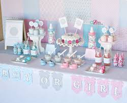 Baby Gender Reveal Party  Baby Shower Ideas  Themes  GamesTwin Boy And Girl Baby Shower Ideas