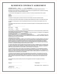 Service Contract Template Free Contract Template Contract For Services Agreement Gtld World Congress