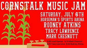 Tickets Cornstalk Music Jam Outdoor Concert 2019 Corn Palace