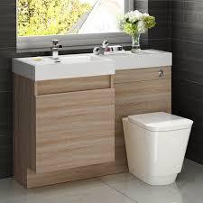 Oak Bathroom Storage Cabinet Oak Bathroom Vanity Units