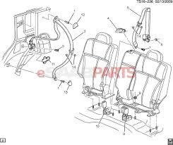 Saab 9 5 engine diagram inspirational esaabparts saab 9 7x car body internal parts seat belts