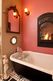 Define Bathroom 18 Master Bathrooms With Fireplaces Pictures
