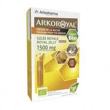 Arkoroyal® <b>Royal Jelly 1500 mg</b> | Arkopharma