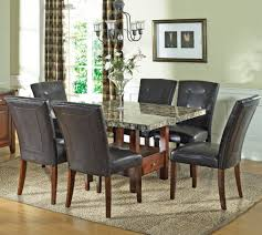 Granite Kitchen Table Sets Steve Silver Company Steve Silver Thompson 5 Piece Counter Dining