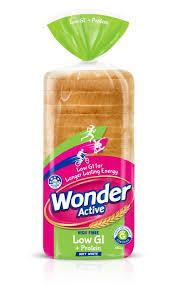 low gi wonder active