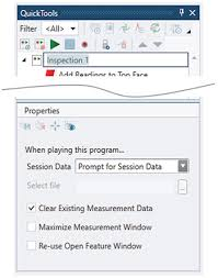 Measurement Window Creating Quicktools In Cam2 Faro Knowledge Base