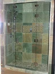 exciting framless glass shower door the result is a retion for turning around flawless shower doors