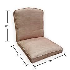 Walmart Home Sand Dune Swing Replacement Cushion RUS453A Garden Winds