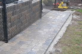 patio pavers. Full Size Of Patio Paver Installation How To Properly Install Your Concrete Airavata Co Brick Round Pavers