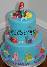 Ariel Cake Decorations Edible Seashells Etsy