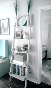 ladder shelving unit stunning ms marks step ladder shelving unit pale grey ladder shelving unit white