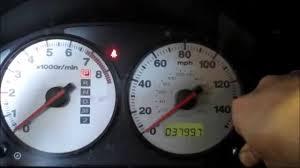 2005 Honda Civic Maintenance Required Light Maintenance Reminder Light Reset Honda Civic 2002