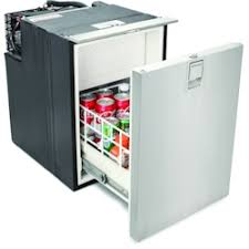refrigerator drawers. dometic crd-1050 drawer refrigerator - stainless steel drawers
