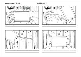 storyboard template free download free printable kids bed storyboard template download ks1 tes sample