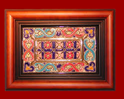 Decorative Tile Frames Spanish Products at SpanishPlates 23