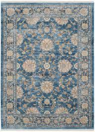 safavieh vintage persian vtp469k turquoise multi area rug