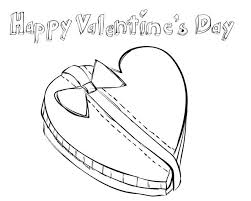 But instead of rushing to the shops, we can quickly make them happy with simple coloring pages and cards. Valentine S Day Kids Printable Coloring Pages