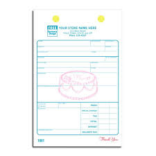 Bakery Forms Invoices Receipts Catering Designsnprint