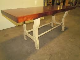 Kitchen Table Legs For Dining Room Amazing Butcher Block Dining Table For Kitchen Or