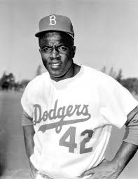 Jackie Robinson, who broke baseball's color barrier with the Brooklyn  Dodgers in 1947, dies of a heart attack in 1972 - New York Daily News