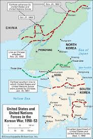 Korean War  United States and United Nations Forces in the Korean