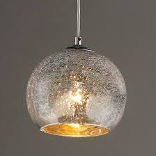 mercury glass lighting fixtures. mini crackled mercury bowl pendant light glass lighting fixtures r