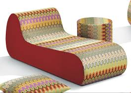 missoni home virgola chaise longue  missoni home furniture