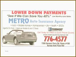 Us Agencies Car Insurance Quotes Gorgeous Us Agencies Car Insurance Quotes New Metro Auto Insurance Quotes