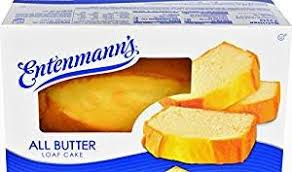 Entenmanns Pound Cake All Butter Loaf 115 Oz Amazoncom Grocery