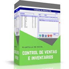 Inventario Excel Aplicativo Excel Para El Control De Inventario Y Ventas