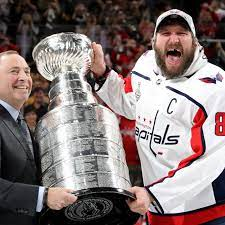 2018 Stanley Cup Champions ...