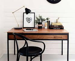 full size of desk white desk with drawers trendy interior or stunning rustic writing desk