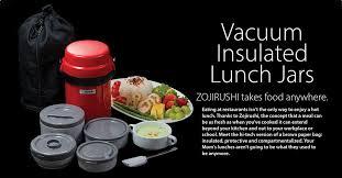 Vacuum <b>Insulated Lunch</b> Jars | Zojirushi.com