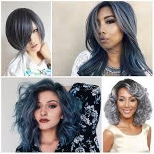 Explore Grey Hair Colors Silver Hair