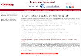 accidental insurance mailing lists auto insurance mailing lists aviation insurance mailing lists crop