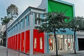 Fdc Miami Design District Llc Your Fendi Fantasy Has Opened In Miamis Design District