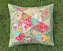The 25+ best Patchwork cushion ideas on Pinterest | Patchwork ... & Blog - Alice Caroline - Liberty fabric, patterns, kits and more - Liberty of Adamdwight.com