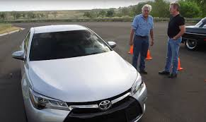 Jay Leno Drag Races Tim Allen in an 850-Horsepower Toyota Camry ...