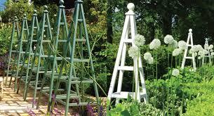 wooden garden obelisk suffolk norfolk