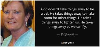 Discover Pat Summitt Famous And Rare Quotes Share Pat Summitt Fascinating Pat Summitt Quotes