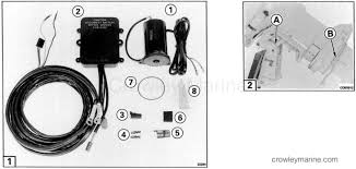 power trim tilt motor and wire harness kit crowley marine important retain these installation instructions your owner operator s manual they contain a parts list installation and operating information for