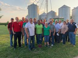 House Ag Committee Chair Rep. Harper Tours Southern Illinois with Rep. Meier
