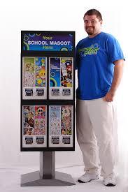 School Spirit Vending Machines Enchanting FAQ School Spirit Vending Franchising