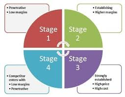 Wheel Of Retailing Concept 4 Stages In The Wheel Of