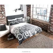 new york bedding set new bedding new city of dreams double duvet set new bedding best